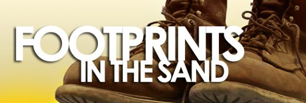 Footprints In The Sand – Revisited