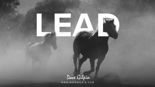 LEAD: A Message for you and your teams