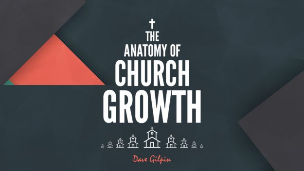The Anatomy of Church Growth
